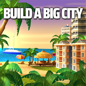 City Island 4 – Town Simulation: Village Builder 1.9.15 UNLIMITED APK For IOS & ANDROID