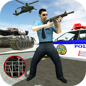 Miami Police Crime Vice Simulator 2.3 MOD APK For Android
