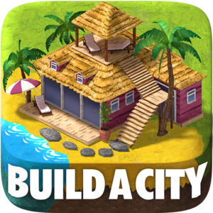 Town Building Games: Tropic City Construction Game 1.2.14 APK MOD For Android