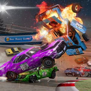 Demolition Derby 3 1.0.064 MOD APK For Mobile Phone
