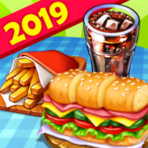 Hell's Cooking — crazy chef burger, kitchen fever 1.31 APK MOD For Cellphone