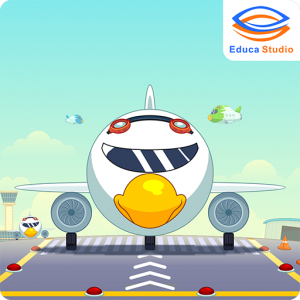 Marbel Airport Adventure 5.0.1 MOD APK For Mobile