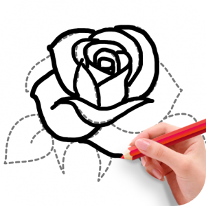 How To Draw Flowers 1.0.15 APK MOD For Mobile Phone
