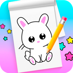 How to draw cute animals step by step 1.4 MOD APK For Mobile Phone