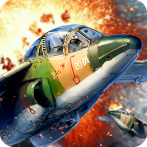 Aerial Fight: Century War 3.0 APK MOD For Mobile Phone