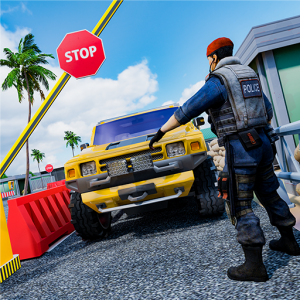 Border Patrol Police Game- Border Force Simulator 1.2 UNLIMITED APK For IOS & ANDROID