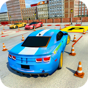 City Car Driving Parking Sim: Car Free Games 2020 0.9 APK MOD For Android