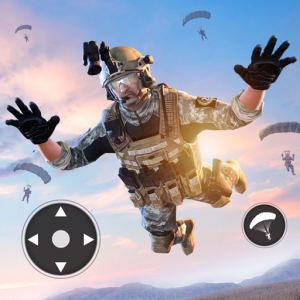 Frontline FPS Battlegrounds Epic Fire War 1.0 MOD APK For IOS & ANDROID