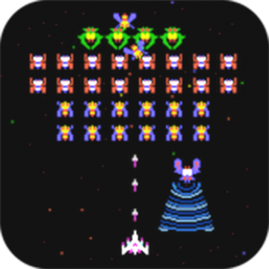 Galag the arcade game free 2.0.0 UNLIMITED APK For Mobile