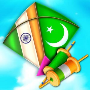 India Vs Pakistan Kite Fly Adventure for Fun 1.2 MOD APK For Mobile Phone