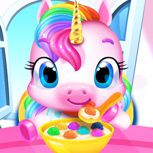 My Baby Unicorn – Magical Unicorn Pet Care Games 2.5 APK MOD For Mobile