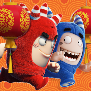 Oddbods Turbo Run 1.6.2 UNLIMITED APK For Android