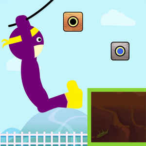 Stickman Rope Swing 1.1 MOD APK For Smart Phone