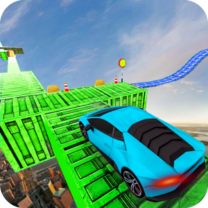impossible stunt games: car stunt games 2020 1.2.8 MOD APK For IOS & ANDROID