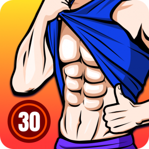 Abs Workout – 30 Day Ab Challenge MOD APK For Mobile