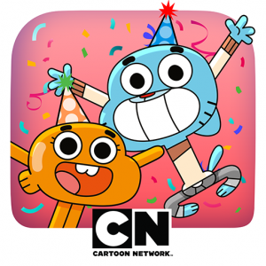 Gumball's Amazing Party Game 1.0.2 APK MOD For Cellphone
